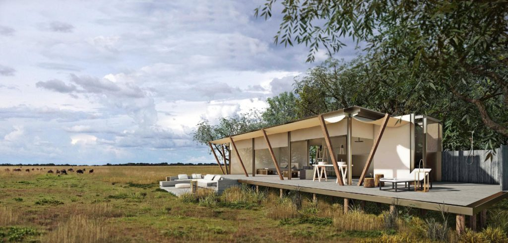 Mambeti Safari Camp in Zambia, Casalio Travel