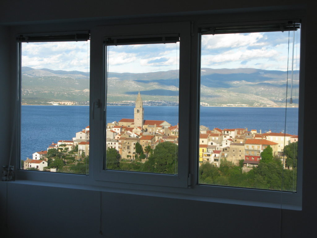 Luxury Villa rental in Kvarner Vrbnik Croatia