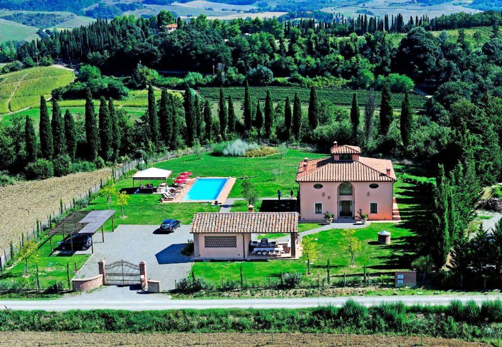 Tuscany Retreat V Pio
